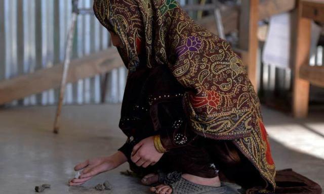 PAKISTAN-UNREST-WOMEN-MARRIAGES-CHILDREN