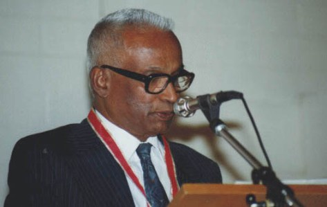 Prof C.J. Eliezer