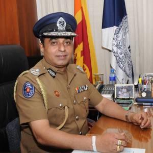 IGP Pujith Jayasundara
