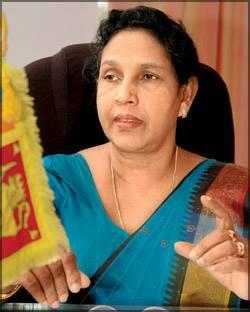 Minister Sumedha G Jayasena