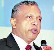 Dr. Amara Satharasinghe, Director General of DCS