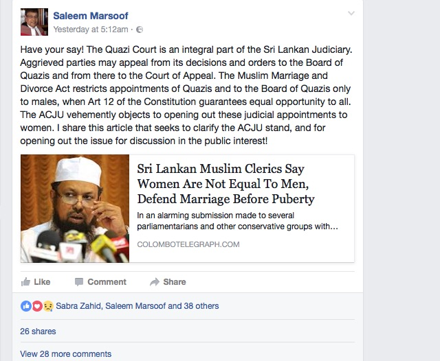 Muslim Clerics Acting In Bad Faith: Using All Resources To