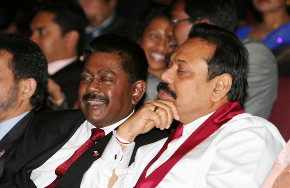 New Low In Foreign Service: Rajapaksa's First Cousin Ex-Ambassador
