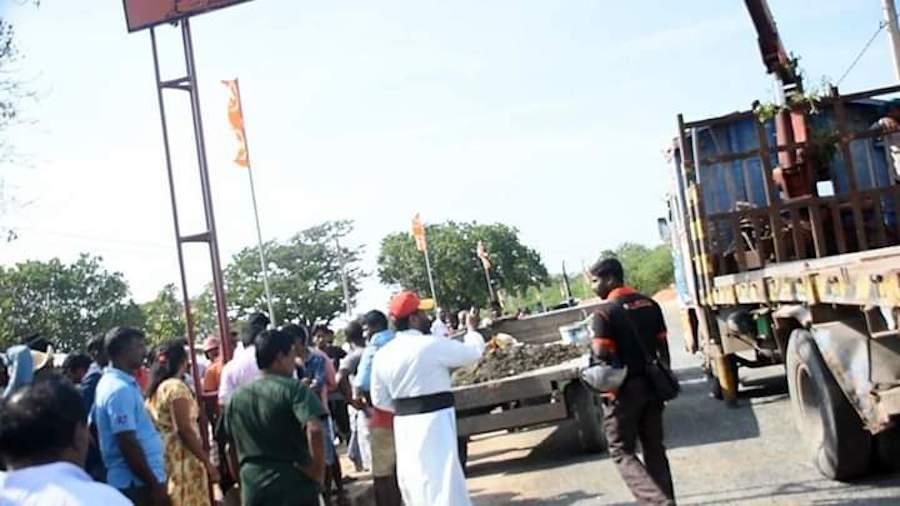 Roman Catholic-Hindu Clashes Instigated By Roman Catholic Clergy On