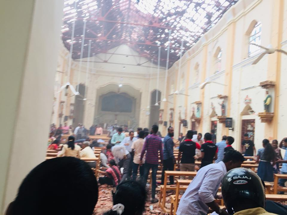 Some Questions On The Easter Sunday Attack In Sri Lanka & The