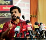 """""""Citizens Are Dying Because Of Nandasena's Arrogance"""": Anura Dissanayake Unleashes Scathing Attack On Govt."""