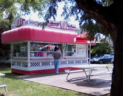 Nancys Ice Cream Opening May 11th