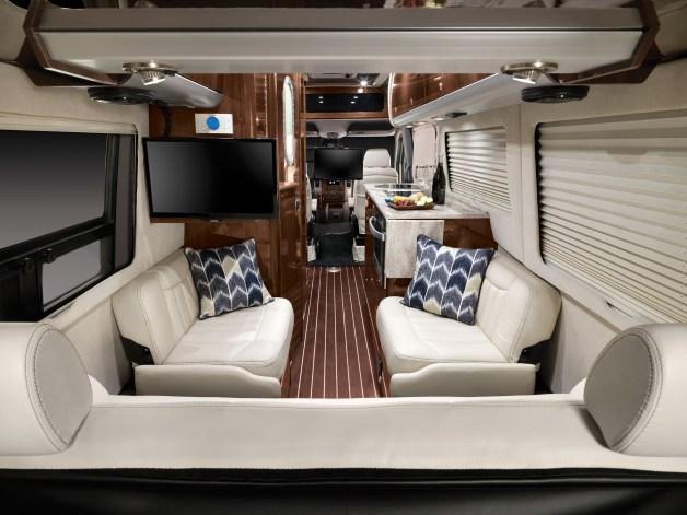 2015 Airstream Interstate: Grand Tour