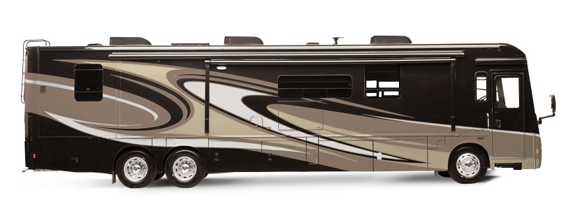 Meridian Itasca RVs | Winnebago Model Equivalents Journey