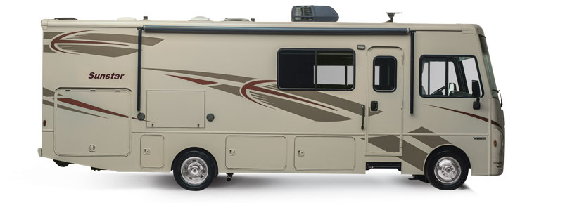Sunstar Itasca RVs | Winnebago Model Equivalents Vista