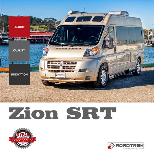 Roadtrek Zion SRT 2017 Brochure