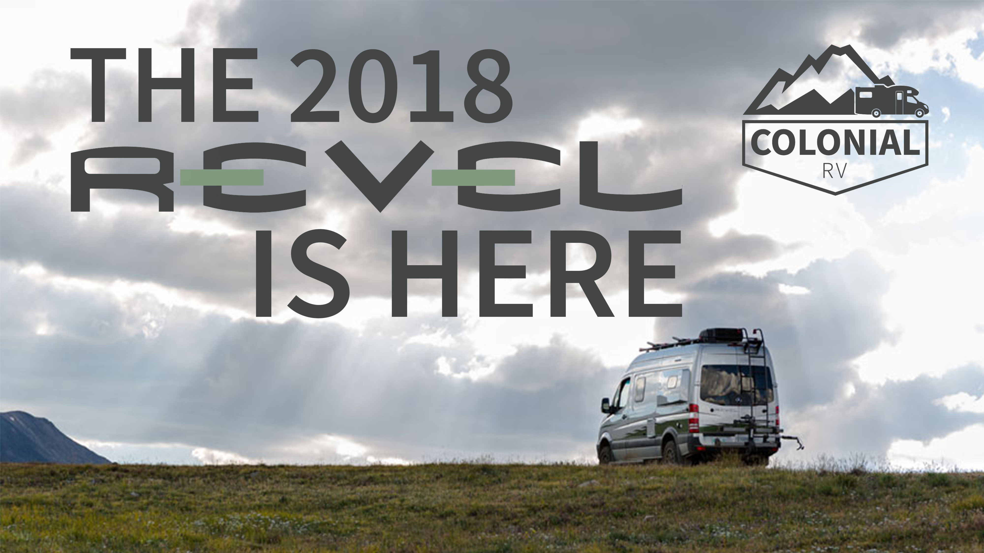 Off the Grid With the 2018 Winnebago Revel