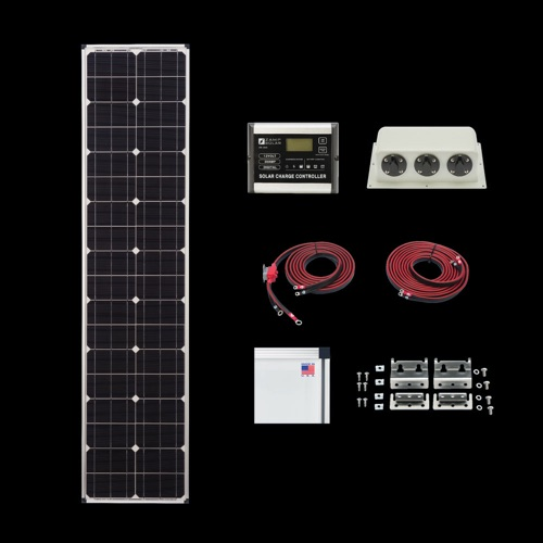 Rv Solar Panels Amp Packages Rv Solar Systems Colonial Rv