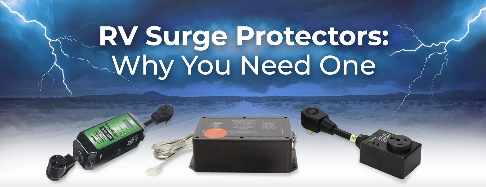 RV Surge Protectors: Why You Need One - Colonial RV