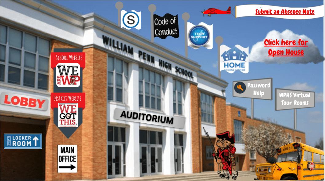 Virtual Open House: September 13th
