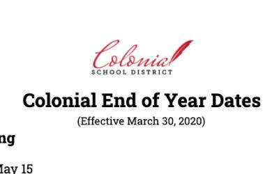 CSD Yıl Sonu Tarihleri