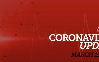 Corona virüsü Güncellemesi: 3