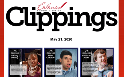 Colonial Clippings - 21 Mayıs