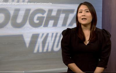 Las comidas en el autobús: las organizaciones luchan contra la inseguridad alimentaria