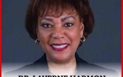 نحتفل: د. لافيرن هارمون