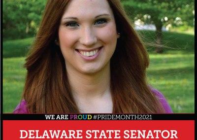 Estamos orgullosos: Sarah McBride