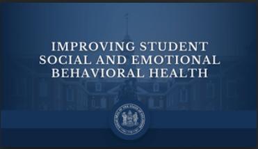 Mejorar la salud conductual social y emocional de los estudiantes