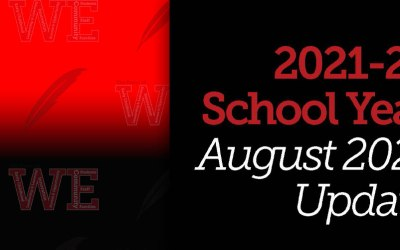 Actualización del año escolar 2021