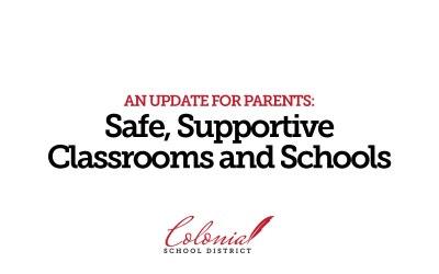 Aulas y escuelas seguras y solidarias