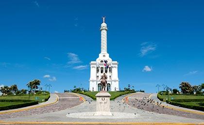 Santiago Monumento Santiago