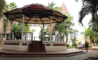 Santiago de loe Caballeros Parque Duarte