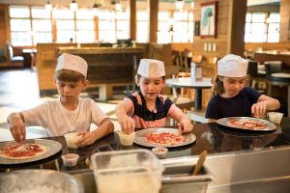 Williamsburg kids restaurants