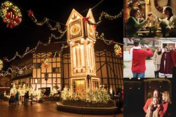 Colonial Williamsburg Christmas.Holiday Getaway Package Stay At Colonial Williamsburg