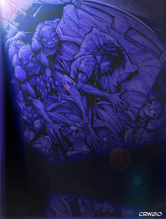 Interpretation of Los Biembiens by Artist-Illustrator Ray Wu