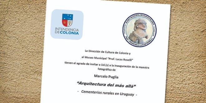 """Exposición """"Arquitecturas del más allá"""" del fotógrafo Marcelo Puglia"""