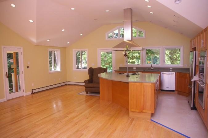 Closed Kitchen Floor Plans