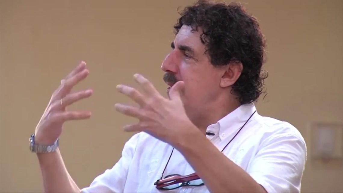 El historiador Juan Marchena