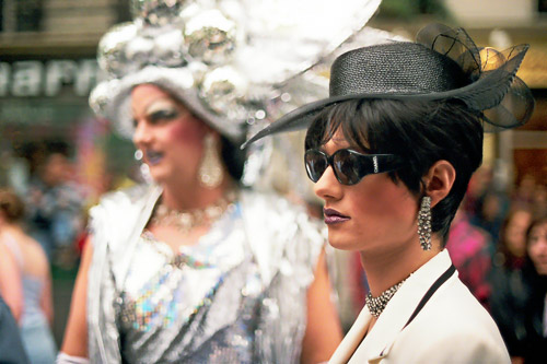 Gay pride - Paris - 2000