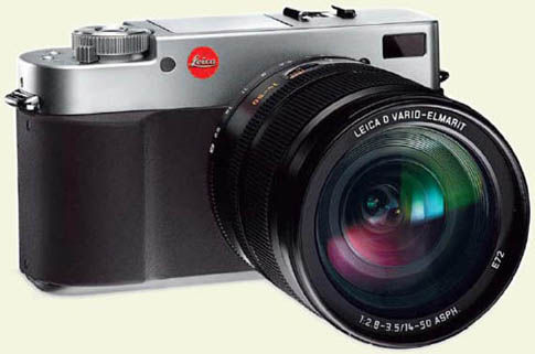 L'appareil… (Leica Digilux 3)