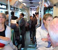 Le bus à  Paris, ligne 22