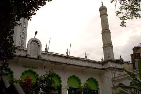 La mosquée indienne Jamia, Ho Chi Minh, Vietnam