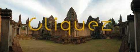 Banteay Samre - Panorama - Cambodia - Cambodge