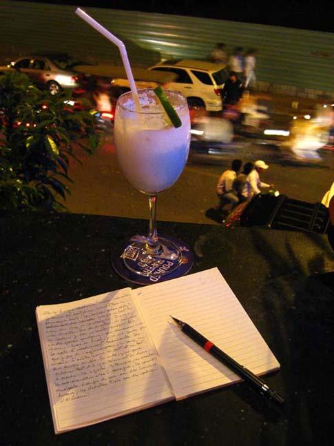 Cafe Le Lounge, Phnom Penh