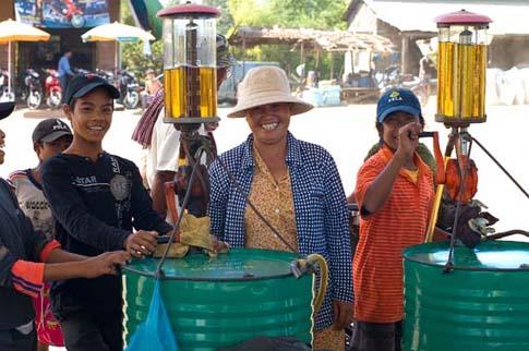 Road number 6 - Cambodia - Route 6 - Cambodge
