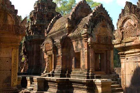 Bantaey Srei - Cambodia - Cambodge