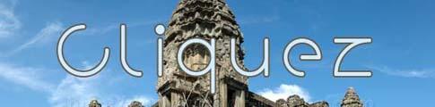 Angkor Wat - Panorama - Cambodia - Cambodge