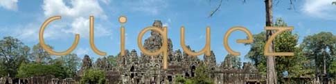 Bayon - Panorama - Cambodia - Cambodge