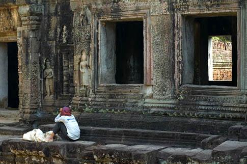 Preah Khan - Cambodge - Cambodia