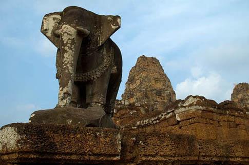 Mebon oriental - Cambodge - Cambodia