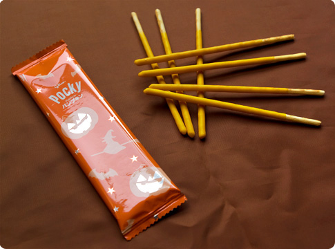 Lovely Halloween - Pocky