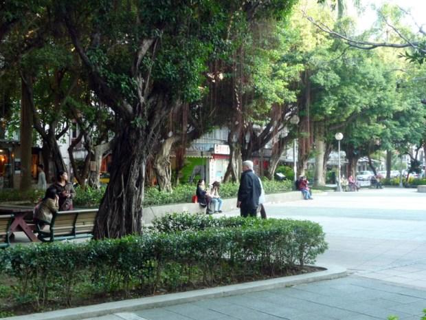Place de YongKang